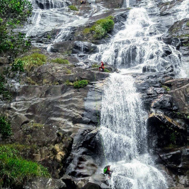Canyoning La Chorrera-min